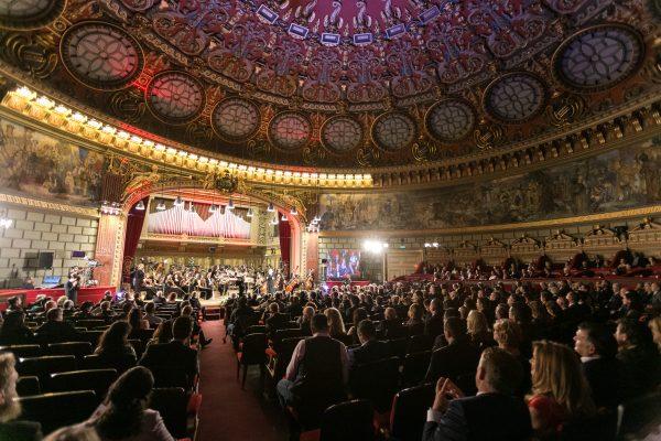 Gala Premiilor Constantin Brâncoveanu 2017 a avut loc la Ateneul Român.
