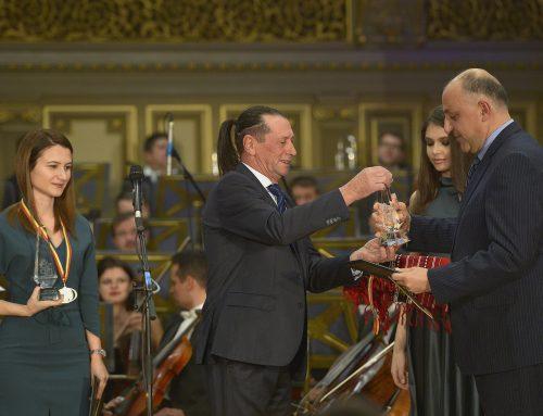 Președintele Fundației Alexandrion, premiat de Asociația Presei Sportive
