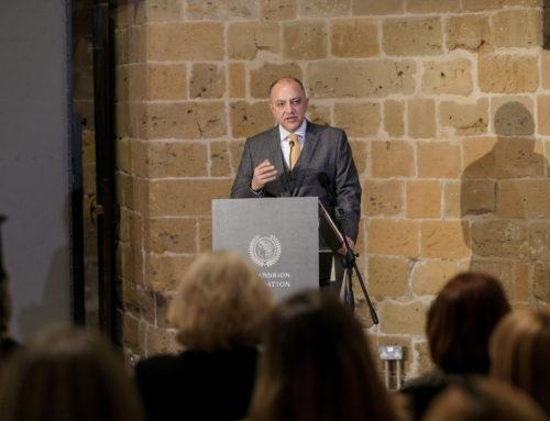 Fundația Alexandrion s-a lansat în Cipru