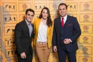 Marian Dragulescu si Catalina Ponor s-au numarat printre sportivii premiati in cadrul Galei Trofeele Alexandrion, prin care se premiaza excelenta romaneasca in sport.