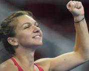 Simona halep a castigat Trofeul Alexandrion in 2017