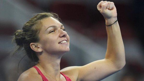 Simona Halep este una dintre sportivele care au castigat Trofeul Alexandrion in 2016