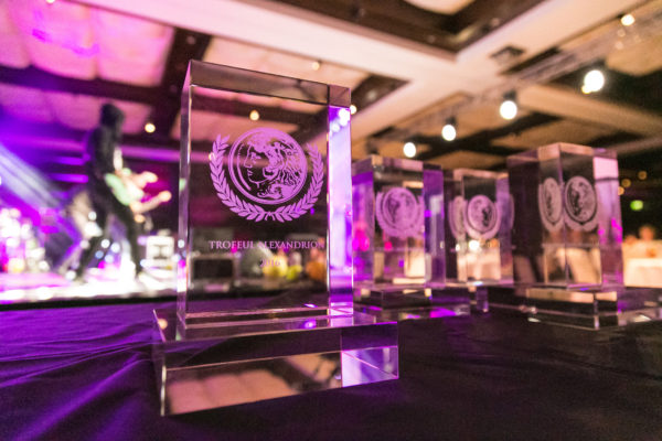 Trofeele Alexandrion, care recompenseaza perfroamantele deosebite din sport, vor avea in 2018 a treia editie.
