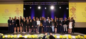 Au fost premiați câștigătorii Trofeelor Alexandrion 2018