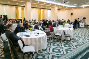 The Alexandrion Foundation launched the first edition of the Sinaia Debates
