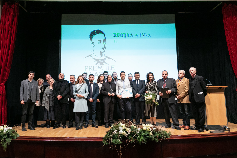Fundația Alexandrion a decernat pentru a IV-a oară premiile Matei Brâncoveanu
