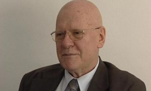 Acad. Răzvan Theodorescu, președinte executiv al juriului Premiilor Brâncoveanu