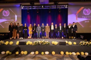 The best Romanian athletes were awarded at the Alexandrion Trophies Gala