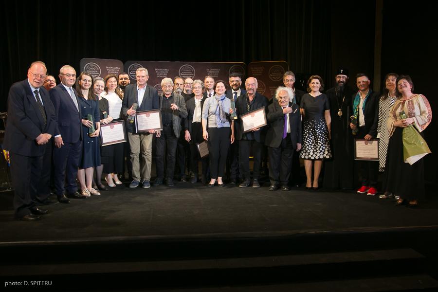 Au fost decernate Premiile Constantin Brâncoveanu Diaspora – Paris 2019