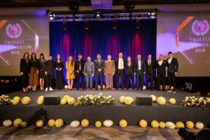 Cea mai importantă gală a sportului românesc va avea loc pentru al cincilea an consecutiv - Gala Trofeelor Alexandrion