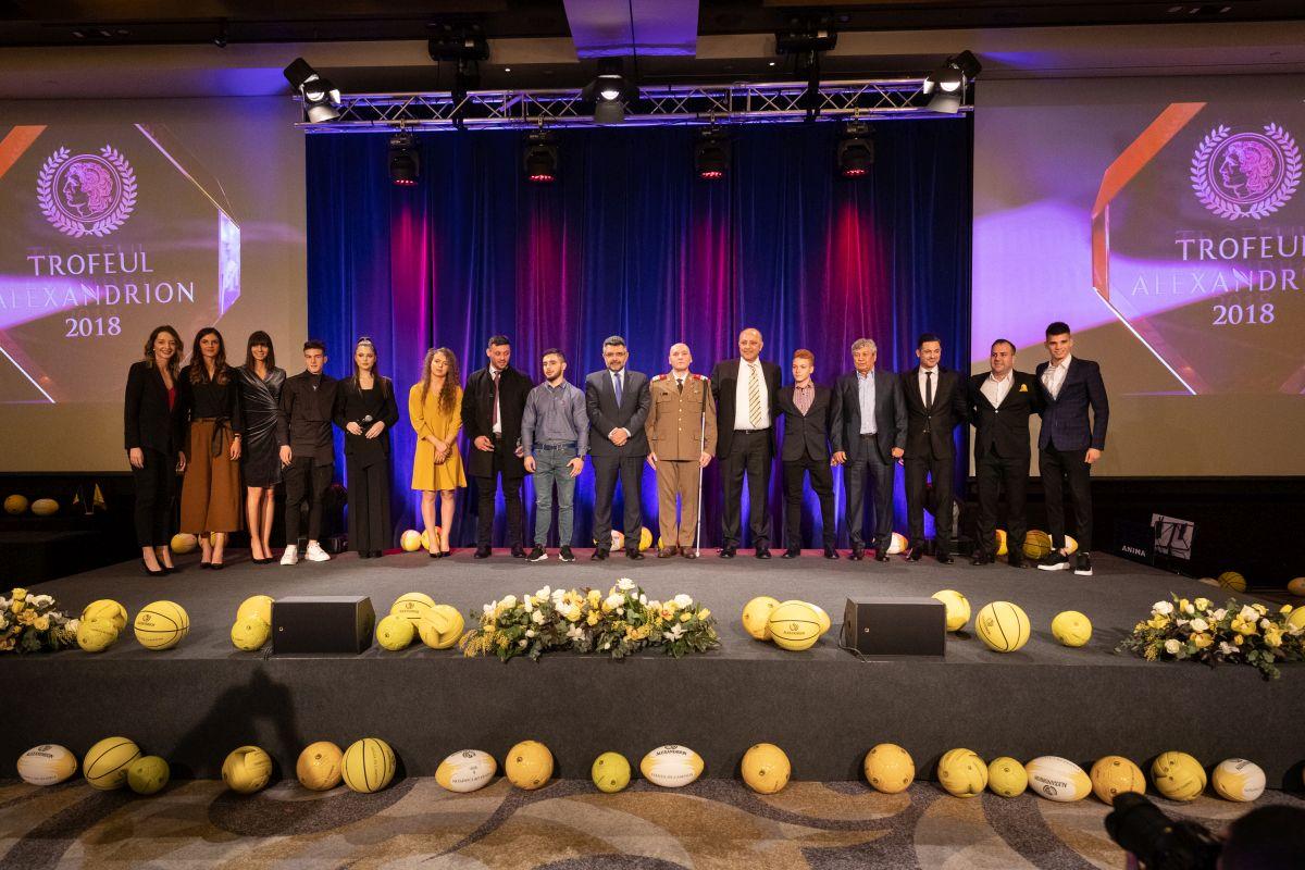 Cea mai importantă gală a sportului românesc va avea loc pentru al cincilea an consecutiv – Gala Trofeelor Alexandrion