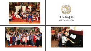 Fundația Alexandrion este alături de Asociația Mia's Children, ajută copiii proveniți din medii defavorizate, în timpul pandemiei de COVID-19