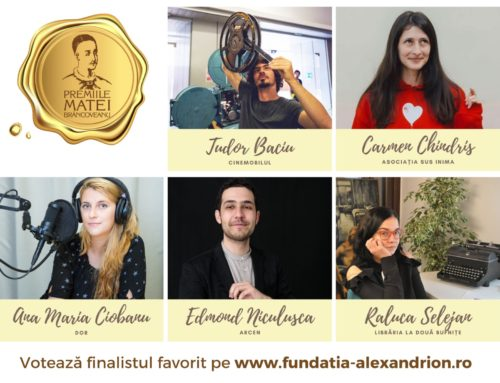Matei Brancoveanu Awards Gala 2020: a unique format, 5 prizes for outstanding young people