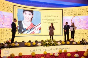 The 6th edition of the Alexandrion Trophies Gala designated its winners
