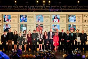 Gala Trofeelor Alexandrion, cea mai importantă gală a sportului românesc, organizată pentru al şaselea an consecutiv, va fi difuzată pe 6 februarie la B 1 TV, ȋncepând cu ora 19:00