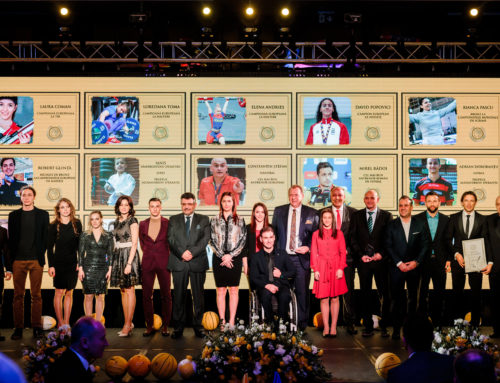 The Alexandrion Trophies Gala, the most important gala of Romanian sports, organized for the 6th year in a row, will be broadcast on the 6th of February on B 1 TV, starting from 19:00
